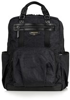 Infant Twelvelittle 'Courage' Unisex Backpack Diaper Bag - Black