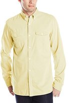 French Connection Men's Summer Twill Chambray