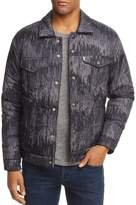 Levi's Camouflage Reversible Quilted Trucker Jacket
