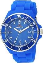 Seapro Women's SP7414 Bubble Analog Display Swiss Quartz Blue Watch