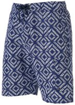 Hemisphere Men's Teslan Flex Cargo Board Shorts