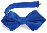 Nordstrom Boy's Solid Silk Bow Tie