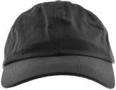 Barbour Wax Sports Cap Black