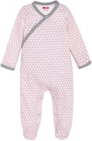 Skip Hop Petite Triangles Footie (Baby) - Pink-3-6 Months