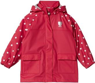 Steiff Baby Girls' Regenmantel Raglan Raincoat