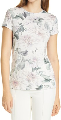 Ted Baker Hilmaa Floral T-Shirt