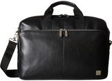 KNOMO London - Brompton Classic Amesbury Double Zip Briefcase Briefcase Bags