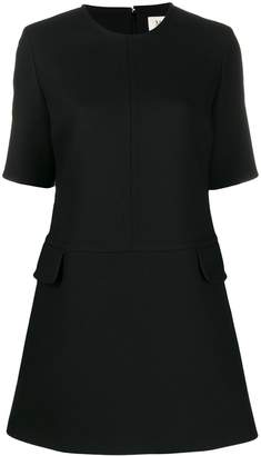 Mulberry Jeanna pique dress