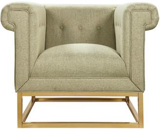 Chic Home Palmira Beige Club Chair