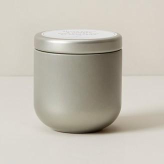 Indigo Scents Mini Tin Candle Silver Birch & Juniper