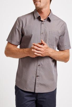 Sportscraft Eckert Short Sleeve Print Shirt