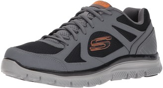 Skechers Sport Men's Flex Advantage 1.0 Zizzo Fashion Sneaker