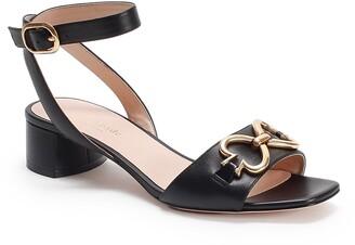 Kate Spade Lagoon Heart Ankle Strap Sandal