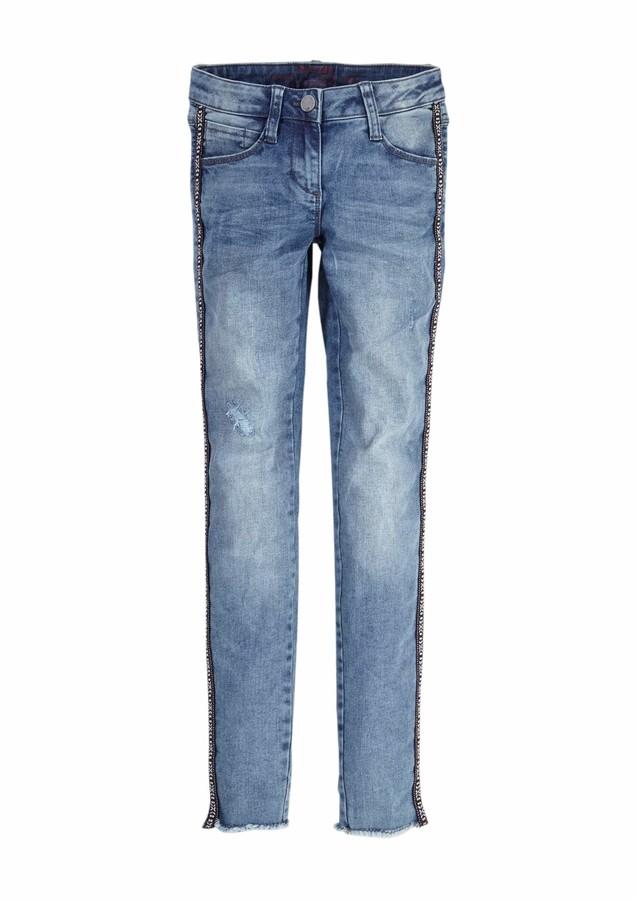 S'Oliver Girls' 66.909.71.3477 Jeans