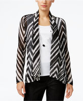 Alfred Dunner Theater District Layered-Look Top