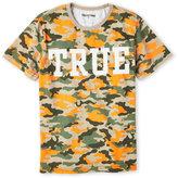 True Religion Boys 8-20) Graphic Camouflage Tee