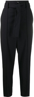 Isabel Marant High-Waist Tapered Trousers