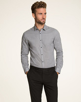 Le Château Novelty Pattern Slim Fit Shirt