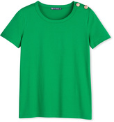 Petit Bateau Womens light cotton tee
