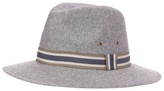 Osborne Grey Structured Ambassador Hat