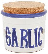 Tru Chef Terracotta Garlic Pot with Cork Lid