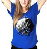 Sharp Shirter Fin Fang Tee Women's