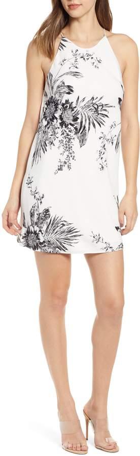 1ecf64081b White Draped Dresses - ShopStyle