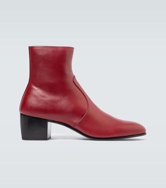 Saint Laurent Cofero ankle boots