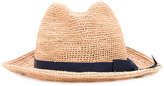 CA4LA Sensitive hat - women - Raffia - One Size