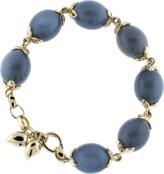 Tamara Comolli Grey Moonstone Coconut Link Bracelet