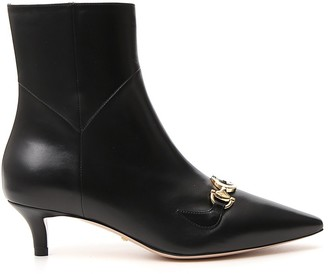 Gucci Zumi Pointed Toe Boots