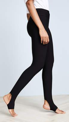 Plush Fleece Lined Stirrup Leggings