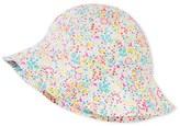 Petit Bateau Girls print sun hat
