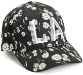 Juicy Couture Fullerton Daisy Baseball Hat