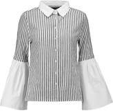 W118 by Walter Baker Denzel striped cotton top