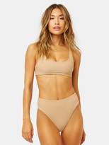 Thumbnail for your product : Frankie's Bikinis Connor Ribbed Top