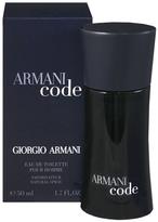 Giorgio Armani Armani Code for Men Eau de Toilette Natural Spray