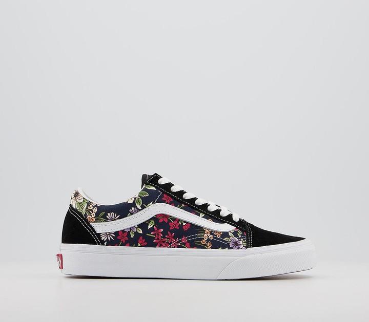 Floral Vans Shoes   Shop the world's