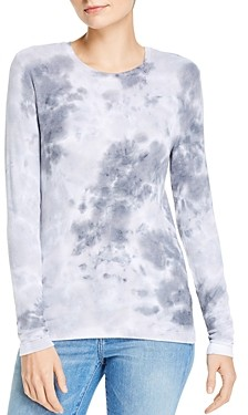 Dolan Tie-Dyed Ribbed Crewneck T-Shirt