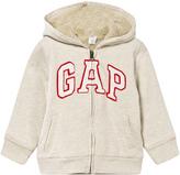 Gap White Cozy Hoodie