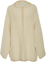 LAUREN MANOOGIAN Knit Weave Pullover