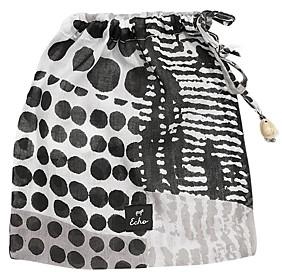 Echo Patchwork Cotton Pareo Wrap