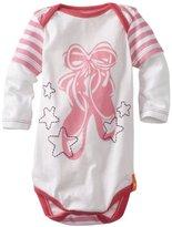 Crocs Unisex-Baby Newborn Long Sleeve Bodysuit