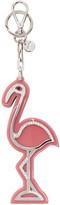 Miu Miu Pink Flamingo Keychain