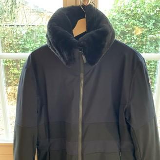 Fusalp Black Coat for Women