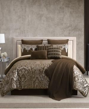 Kittral 14-Pc. California King Comforter Set Bedding