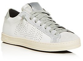 P448 Women's John Embellished Low-Top Sneakers