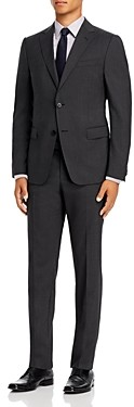 Ermenegildo Zegna Travel Wool Slim Fit Suit