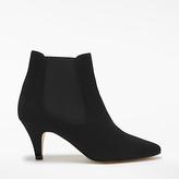 John Lewis Ovia Kitten Heeled Ankle Chelsea Boots