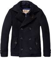 Scotch & Soda Wool Caban